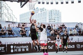 4 Marko Savić (SRB) - 6 Daisuke Kobayashi (JPN)