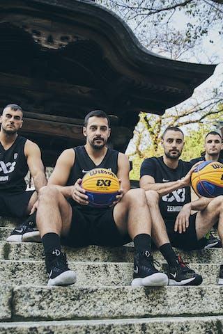 6 Nikola Vukovic (SRB) - 5 Marko Dugosija (SRB) - 4 Lazar Rasic (SRB) - 3 Bogdan Dragovic (SRB)