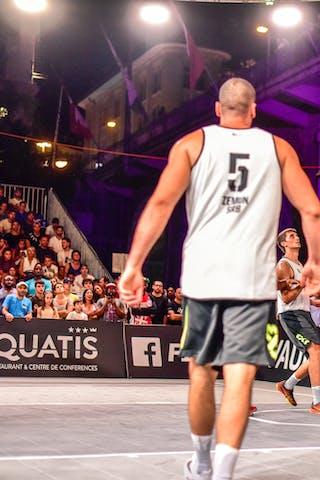 6 Nemanja Draskovic (SRB) - 6 Oliver Vogt (SUI) - 5 Nikola Vukovic (SRB) - Zemun v Lausanne, 2016 WT Lausanne, Pool, 26 August 2016