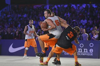 #6 Kranj (Slovenia) Final 2013 FIBA 3x3 World Tour Masters in Lausanne