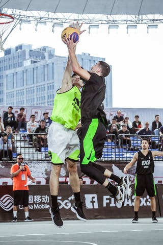 4 Wang Jiayi (CHN) - 7 Maksim Kovacevic (SRB)