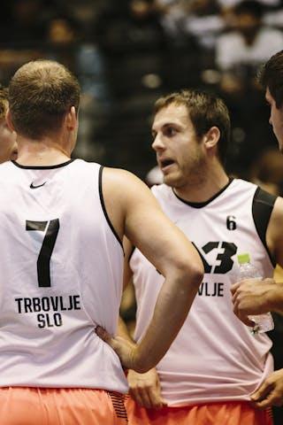 #6 Kavgic Adin, Team Trbovlje, FIBA 3x3 World Tour Final Tokyo 2014, 11-12 October.