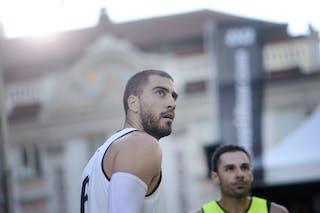6 Dusan Domovic Bulut (UAE) - Novi Sad Al Wahda v Ljubljana, 2016 WT Prague, Semi final, 7 August 2016