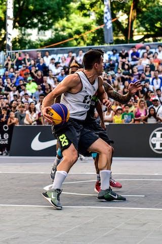 3 Stefan Stojačić (SRB) - Liman v Pavia, 2016 WT Lausanne, Last 8, 27 August 2016