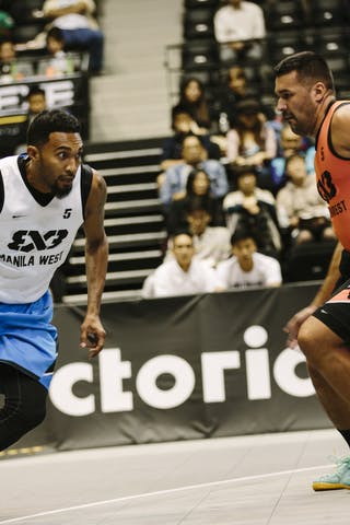 #5 Canaleta Rommel Nino, Team Manila West, FIBA 3x3 World Tour Final Tokyo 2014, 11-12 October.