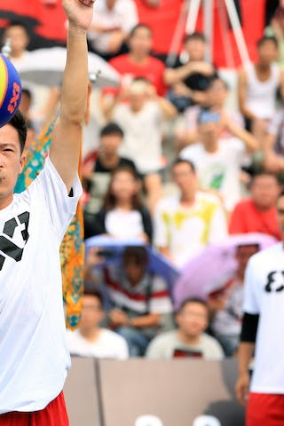 Entertainment, FIBA 3x3 World Tour Beijing 2014, 2-3 August.