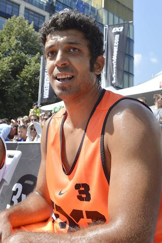 #3 Istanbul (Turkey) 2013 FIBA 3x3 World Tour Masters in Prague