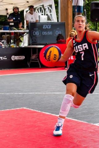 7 Sabrina Ionescu (USA)