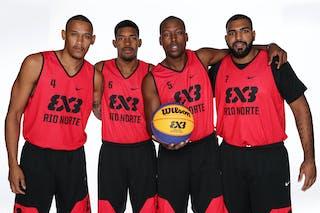 7 Matheus Rodrigues (BRA) - 6 Italo Pereira (BRA) - 5 Carlos Silva Jr (BRA) - 4 Alan Vitor (BRA)