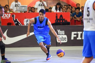 NoviSad AlWahda v Medan, 2015 WT Manila, Pool, 1 August 2015