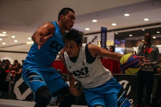 #3 Romeo Terrence Bill, Team Manila West, FIBA 3x3 World Tour Tokyo Final 2014, 11-12 October