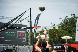 Jump shot, 3x3ball, FIBA 3x3 World Tour Rio de Janeiro 2014, 27-28 September.
