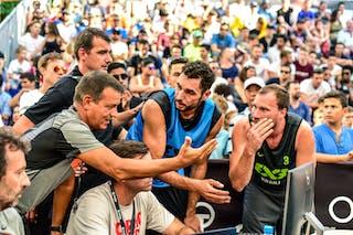 5 Pawel Pawlowski (POL) - 3 Boris Jersin (SLO) - Kranj v Gdansk, 2016 WT Lausanne, Last 8, 27 August 2016