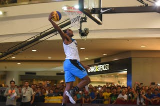 Nyika Williams- Team Kobe- Smart Dunk Qualifier