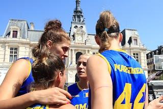 44 Gabriela Marginean (ROU) - 24 Ancuţa Stoenescu (ROU) - 21 Ruxandra-diana Chis (ROU) - 12 Elisabeth Pavel (ROU)