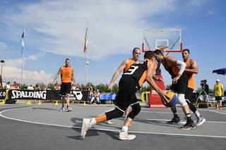 Lignano Challenger Quarter Final 4: Ljubljana vs Cremona Cobram
