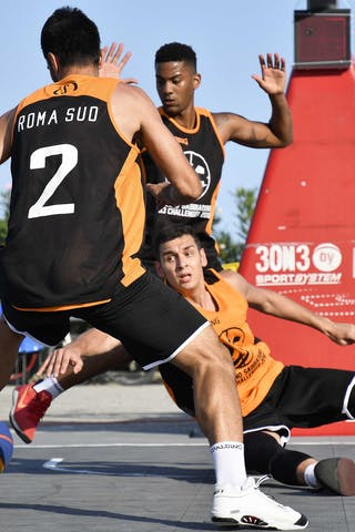Lignano Challenger Game6: Tortona Kings vs Roma Sud