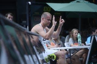5 GašPer Ovnik (SLO) - Piran v Ostrava, 2016 WT Prague, Pool, 6 August 2016