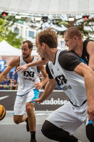 3 Martin Dorbek (EST) - 5 Jesper Jobse (NED) - 3 Aron Roijé (NED)