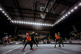 4 Dusan Bulut (UAE) - 3 Marko Savić (UAE) - 5 Mensud Julević (SLO) - 4 Sinisa Stemberger (SLO) - 3 Boris Jersin (SLO)