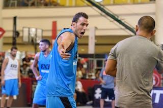 Ljubljana v Beirut, 2015 WT Manila, Pool, 1 August 2015