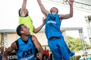 Team Santos vs Team Novi Sad Al Wahda