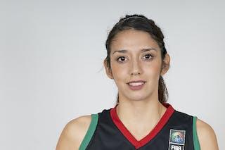 12 Elena Martinez (MEX)