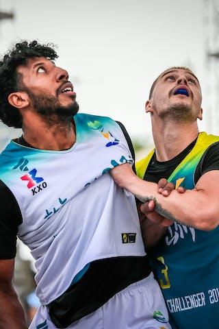2 Kareem Maddox (USA) - 3 Marko Milaković (JPN)