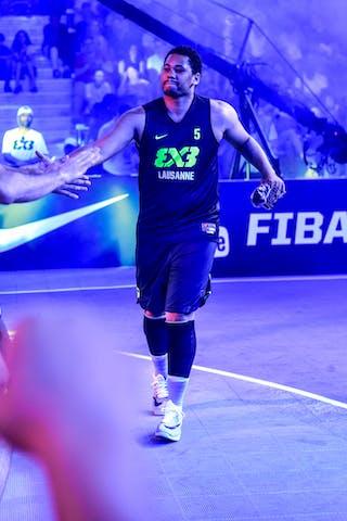 6 Nemanja Draskovic (SRB) - 5 Nikola Vukovic (SRB) - 5 Yino Martinez (SUI) - Zemun v Lausanne, 2016 WT Lausanne, Pool, 26 August 2016