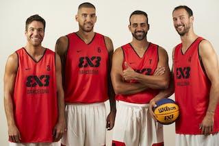 6 Nacho Martin (ESP) - 5 Ismael Reina (ESP) - 4 Sergi Pino (ESP) - 3 Xavi Guirao (ESP)