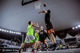 6 Kyle Landry (CAN) - 3 Goran Vidovic (CHN)