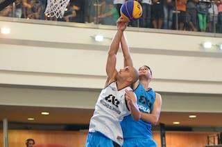 NoviSad AlWahda v Auckland, 2015 WT Manila, Last 8, 2 August 2015