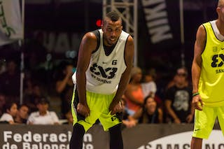 NY Queens vs Team San Juan at the San Juan Masters 10-11 August 2013 FIBA 3x3 World Tour, San Juan, Puerto Rico