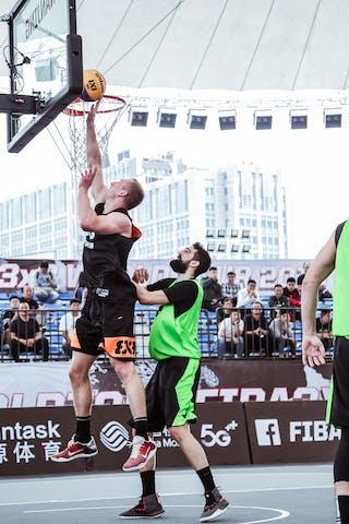 7 Maksim Kovacevic (SRB) - 5 Jordan Jensen-whyte (CAN) - 5 Aleksandar Ratkov (SRB) - 3 Steve Sir (CAN)