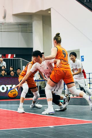 16 Todo Nanako (JPN) - Game3_Japan U23 vs Netherlands