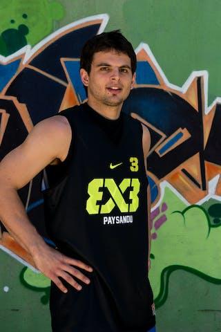 #3 Paysandu (Uruguay)  2013 FIBA 3x3 World Tour Rio de Janeiro