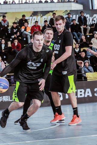 4 Kārlis Lasmanis (LAT) - 6 Alexander Zuev (RUS) - 3 Aleksandr Antonikovskii (RUS)