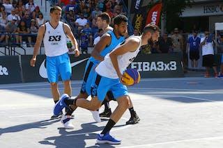 6 Kevin Loiselle (CAN) - 4 Stefan Stojačić (SRB) - 6 Stefan Kojic (SRB)