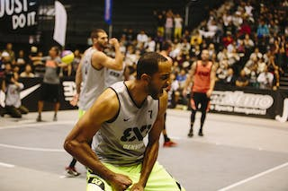 #7 King-Stockton Marcus, Team Denver, FIBA 3x3 World Tour Final Tokyo 2014, 11-12 October.