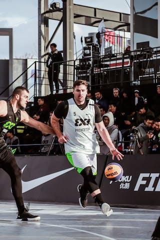 6 Nikola Vukovic (SRB) - 3 Bogdan Dragovic (SRB) - 2 Robbie Hummel (USA) - 1 Damon Huffman (USA)