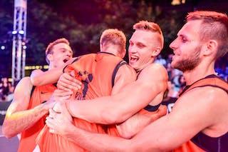 Team Vilnius, 2015 WT Lausanne, 29 August 2015
