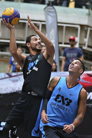 4 Diego Sierra Lopez (MEX) - 4 Luiz Felipe Soriani (BRA)