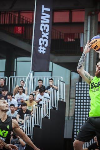 6 Karl Noyer (NZL) - Auckland v Hamamatsu, 2016 WT Beijing, Pool, 16 September 2016