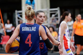 4 Dragana Gobeljic (SRB)