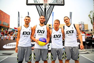 Team Beirut, Beijing Masters, FIBA 3x3 World Tour Beijing 2014, 2-3 August.