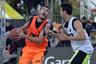 #4 Novi Sad (Serbia) Neuquen (Argentina) 2013 FIBA 3x3 World Tour final in Istanbul