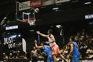 #6 Julevic Mensud, Team Kranj,FIBA 3x3 World Tour Final Tokyo 2014, 11-12 October.