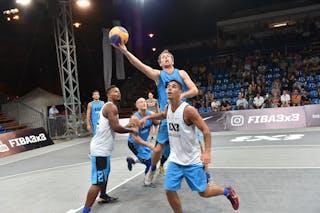 5 Dániel Koma (HUN) - São Paulo DC v Debrecen, 2016 WT Debrecen, Pool, 7 September 2016