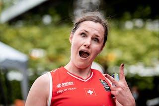 8 Sarah Kershaw (SUI)