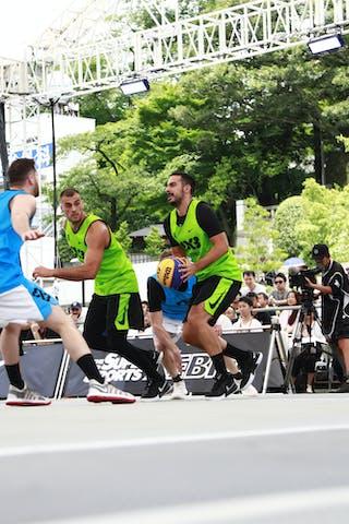 4 Lazar Rasic (SRB) - Pool 1 C 1: Zemun vs. Melbourne i-Athletic